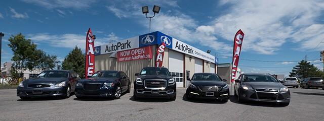 AutoPark Georgetown