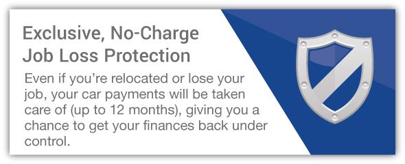 Used car warranty job loss protection