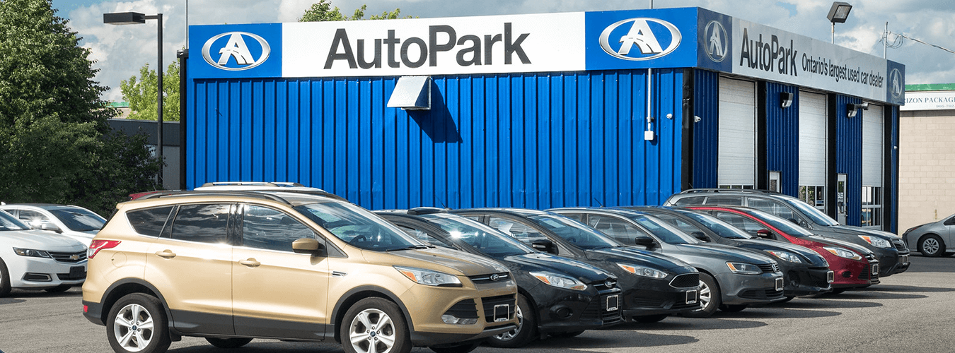 Used car dealership AutoPark Georgetown