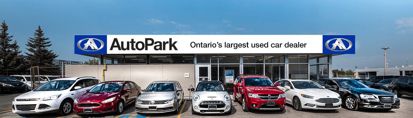 AutoPark Toronto used car dealership